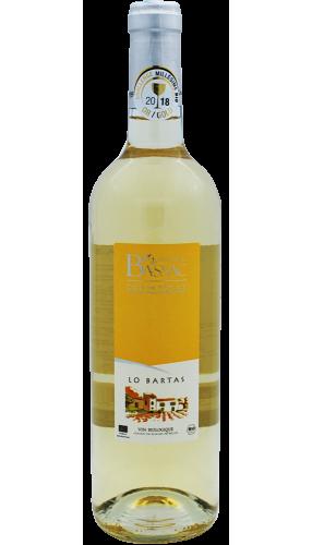 Lo Bartas Blanc - Vin BIO